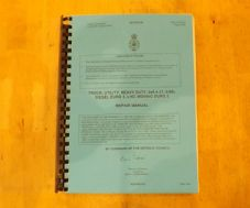 Mowag Duro 2. Repair Manual.